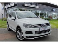 Used VW Touareg TDI V6 Altitude (245 PS)
