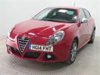 Used Alfa Romeo Giulietta TB MultiAir 170 bhp ALFA TCT Ex