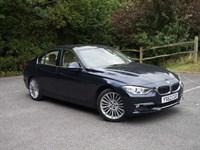 Used BMW 320i 3 SERIES xDrive Luxury 4dr Step Auto