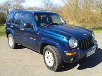 Used Jeep Cherokee CRD Limited 5dr Auto