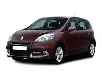 Used Renault Scenic dCi Dynamique TomTom 5dr (Luxe Pack) (S/S)