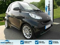 Used Smart Car Fortwo Cabrio Pulse mhd 2dr Softouch Auto