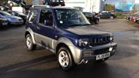 Used Suzuki Jimny VVT JLX + 3dr