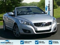 Used Volvo C70 D3 (150) SE Lux Solstice 2dr Geartronic