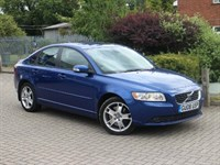 Used Volvo S40 D5 SE 4dr Geartronic