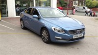 Used Volvo S60 D4 (181) Business Edition 4dr (2013 - )