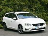 Used Volvo V60 D2 115 R DESIGN 5dr with Winter Pack