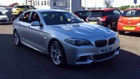Used BMW 520d 5-series M Sport 4dr Step Auto (Start Stop)