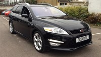 Used Ford Mondeo EcoBoost Titanium X Sport 5dr Powershift