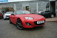 Used Mazda MX-5 2.0i Sport Black 2dr