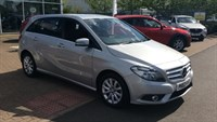 Used Mercedes B180 CDI B CLASS BlueEFFICIENCY SE 5dr Auto