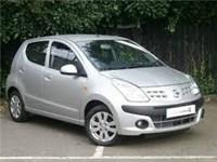 Used Nissan Pixo N-Tec 5dr