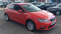 Used SEAT Leon TDi SE 3Dr (Tech Pack)