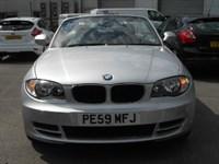 Used BMW 118i 1-series ES 2dr Step Auto