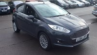 Used Ford Fiesta Titanium 5dr EcoBoost 100PS Start/Stop
