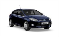 Used Ford Focus 125 Titanium 5dr Powershift