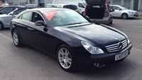 Used Mercedes CLS320 CDI CLS-Class 4dr Tip Auto