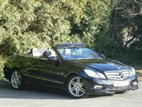 Used Mercedes E250 E-Class CGI BlueEFFICIENCY Sport 2dr Tip Auto