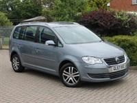 Used VW Touran TDI SE 105 5dr