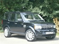 Used Land Rover Discovery TDV6 HSE Auto wuth Rear Ca