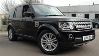 Used Land Rover Discovery SDV6 HSE
