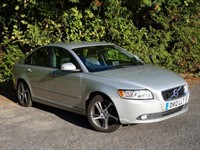Used Volvo S40 DRIVe (115) SE Lux Edition 4dr