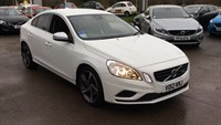 Used Volvo S60 DRIVe (115) R DESIGN 4dr
