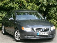 Used Volvo S80 D 175hp SE 4dr with Heated