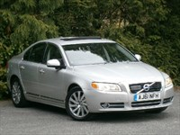 Used Volvo S80 DRIVe 115hp SE Start Stop with