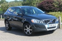 Used Volvo XC60 D3 (163) DRIVe SE Lux 5dr