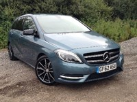 Used Mercedes B200 B-Class BlueEFFICIENCY Sport 5dr Auto