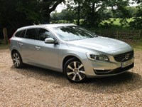 Used Volvo V60 D6 AWD Plug-in Pure Limited 5dr Auto