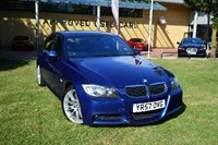 Used BMW 330d 3 Series M Sport 4dr