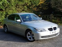Used BMW 520d 5 Series SE Business Edition 4dr S