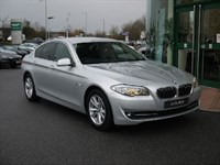 Used BMW 520d 5 Series SE 4dr Step Auto (Start S