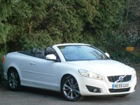 Used Volvo C70 D SE 2dr with Heated Seats,
