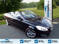Used Volvo C70 D3 (150) SE Lux 2dr