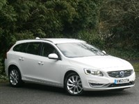 Used Volvo V60 D3 SE Lux Nav Manual with Driv