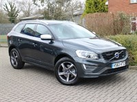 Used Volvo XC60 D4 (181) R DESIGN Lux Nav 5dr