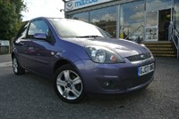 Used Ford Fiesta 1.25 Zetec 3dr (Climate)