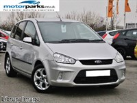 Used Ford Focus C-Max Zetec (125) 5dr