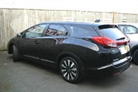 Used Honda Civic i-DTEC SR 5dr (2014 - )