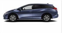 Used Honda Civic i-DTEC SR 5dr - Demonstrator Vehicle