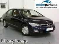 Used Honda Civic 1.4 i-Dsi ES 4dr IMA CVT Auto