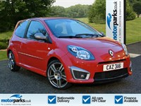Used Renault Twingo VVT Renaultsport 133 3dr