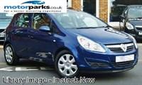 Used Vauxhall Corsa 1.4i 16V Design 5dr
