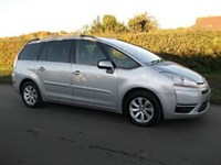 Used Citroen C4 Picasso HDi 16V SX 5dr EGS (5 Seat)
