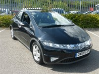 Used Honda Civic i-CTDi ES 5dr