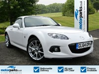 Used Mazda MX-5 2.0i Sport Tech Nav 2dr (2012 - )