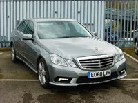 Used Mercedes E220 E-Class CDI BlueEFFICIENCY Sport 4dr Tip Auto